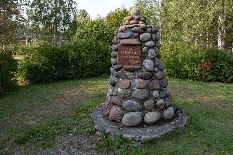 FI_180824 Suomi_0008 Suomen keskipiste Siikalatvan Piippolassa P