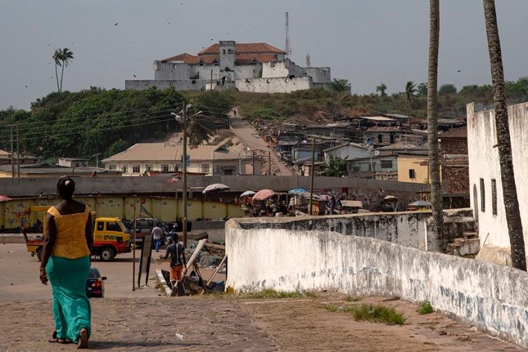 GH_190106 Ghana_0152 Fort Sao Jago da Mina Elminan linnoitukselt