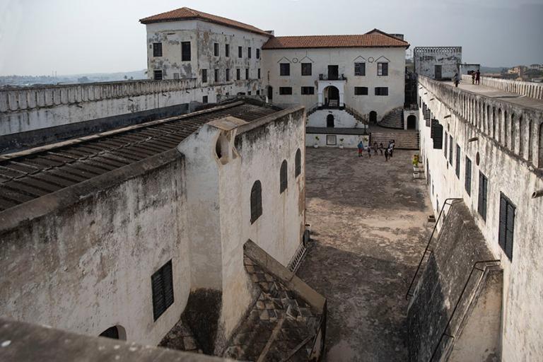GH_190106 Ghana_0253 Elminan linnoitus Centralin hallintoalueell