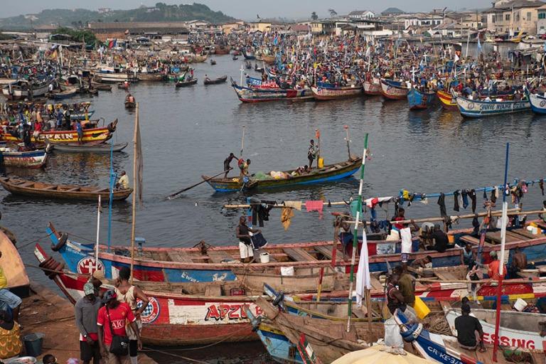 GH_190107 Ghana_0074 Elminan kalasatamaa