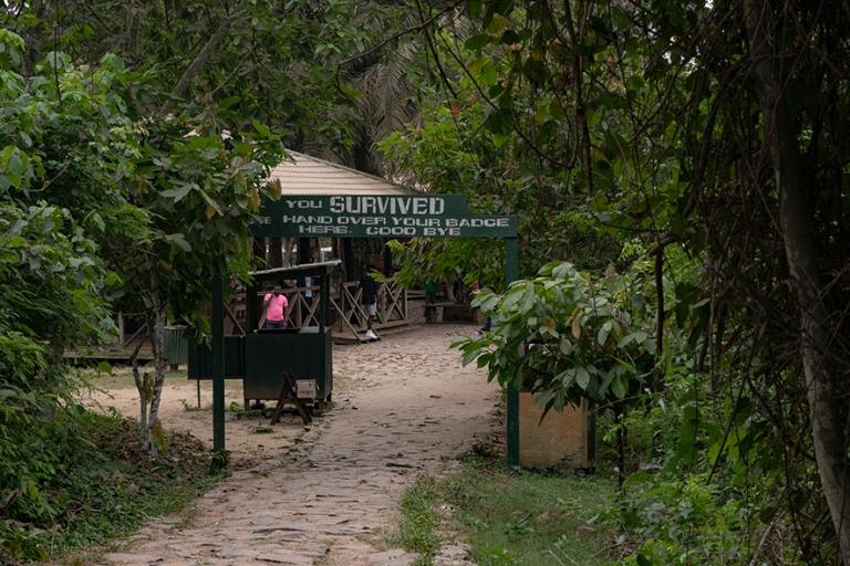 GH_190107 Ghana_0310 Kakumin kansallispuisto Centralin hallintoa