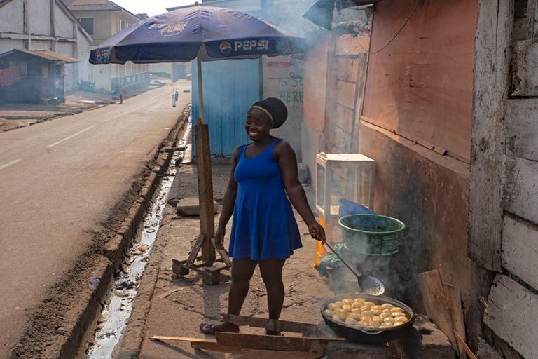 GH_190108 Ghana_0051 Accran James Townin elämää