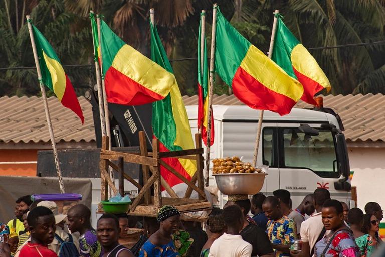 BJ_190110 Benin_0190 Ouidahin Voodoo-festivaalit