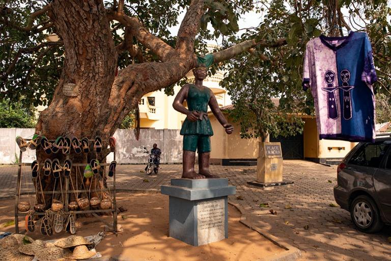 BJ_190110 Benin_0235 Ouidahin Place Chacha eli Orjatori