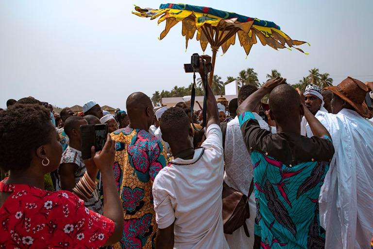 BJ_190110 Benin_0391 Ouidahin Voodoo-festivaalit