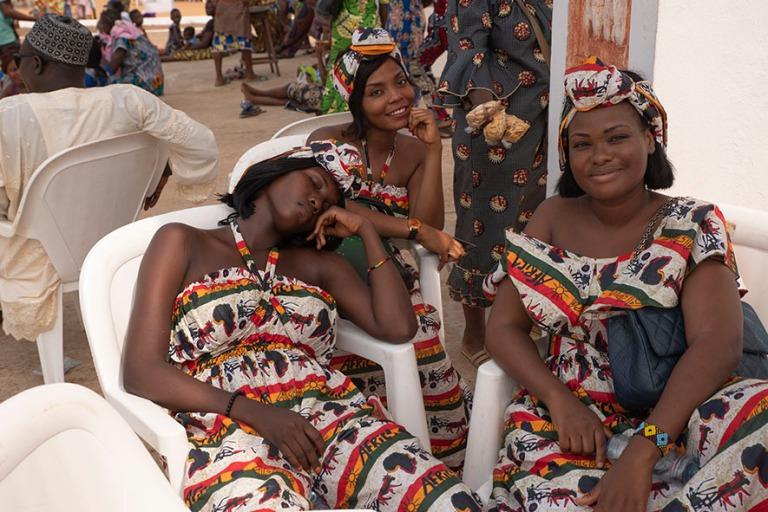 BJ_190110 Benin_0438 Ouidahin Voodoo-festivaalit