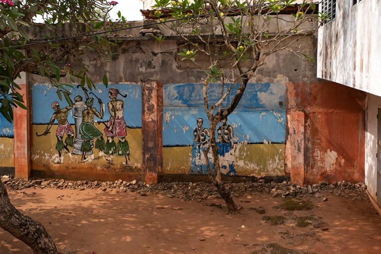 BJ_190111 Benin_0079 Porto-Novon Etnografinen museo
