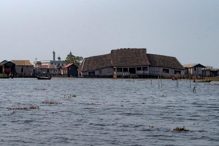 BJ_190111 Benin_0327 Ganvien kylä Nokoué-järvellä