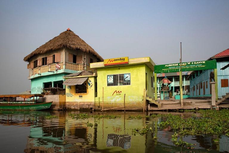 BJ_190111 Benin_0387 Ganvien kylä Nokoué-järvellä