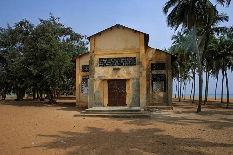 TG_190109 Togo_0270 Pyhän Joosefin kirkko vanhassa Porto Seguro