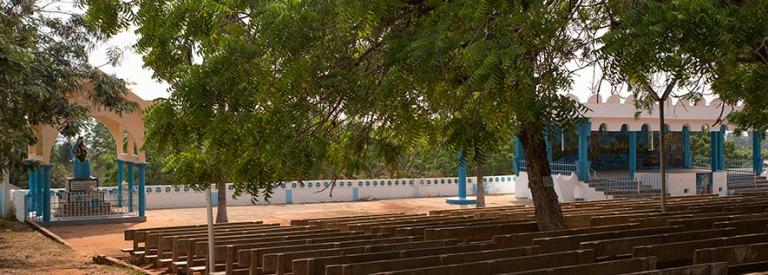 TG_190109 Togo_0337 Notre Dame De Togoville