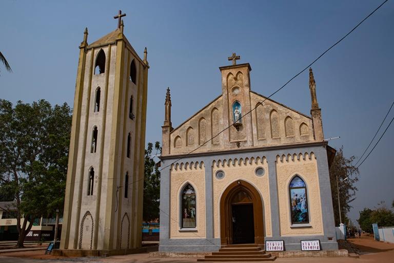TG_190109 Togo_0358 Notre Dame De Togoville (katedraali)