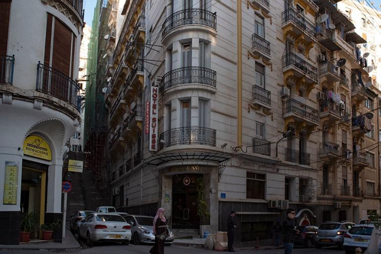 DZ_190312 Algeria_0002 Algerin Hôtel Suisse