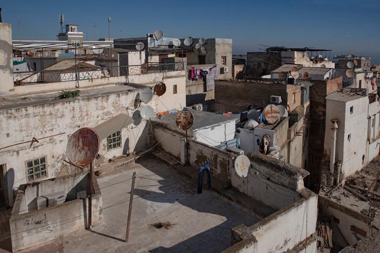DZ_190312 Algeria_0081 Algerin Kasbah