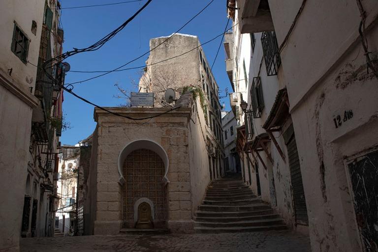 DZ_190312 Algeria_0137 Algerin Kasbahin Fontaine Bir Chebana