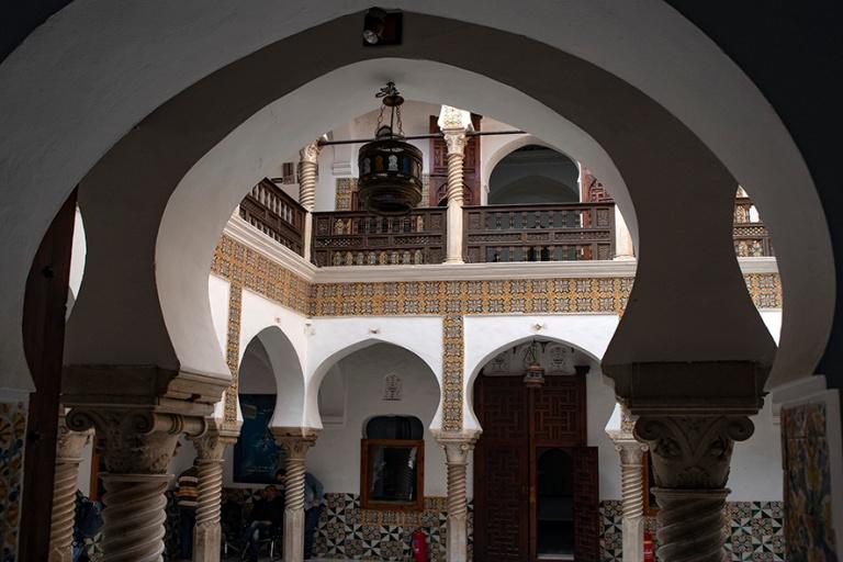 DZ_190312 Algeria_0171 Algerin Kasbahin Dar Khedaoudj el Amia-pa