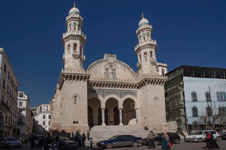 DZ_190312 Algeria_0215 Algerin Ketchaoua-moskeija
