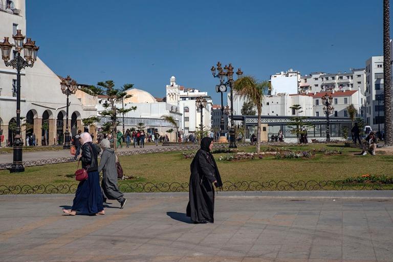 DZ_190312 Algeria_0235 Algerin Marttyyrien aukio