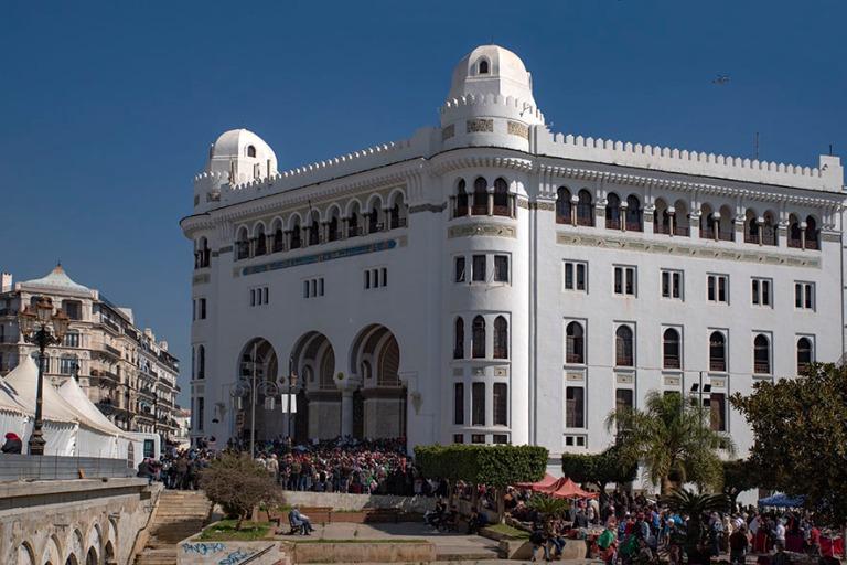 DZ_190312 Algeria_0296 Algerin pääposti (Grande Poste)
