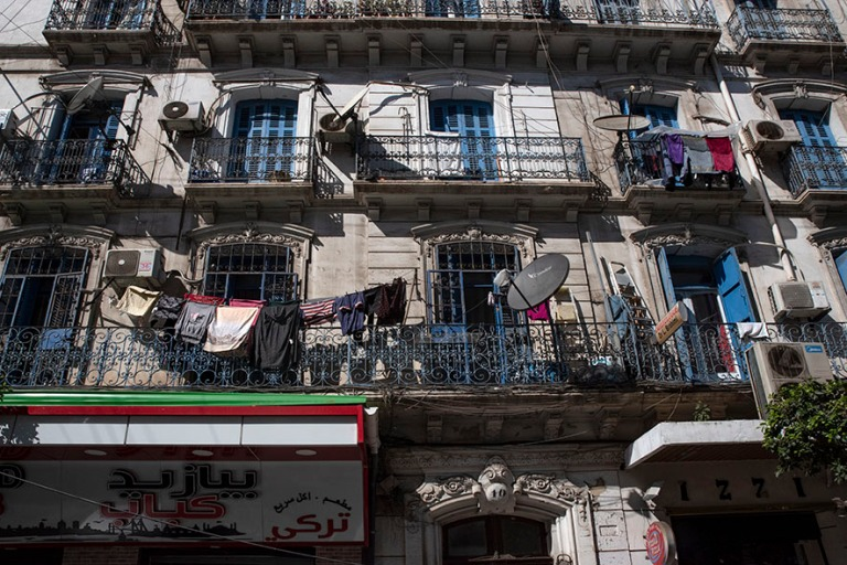 DZ_190312 Algeria_0334 Ranskalaista Alger´ta