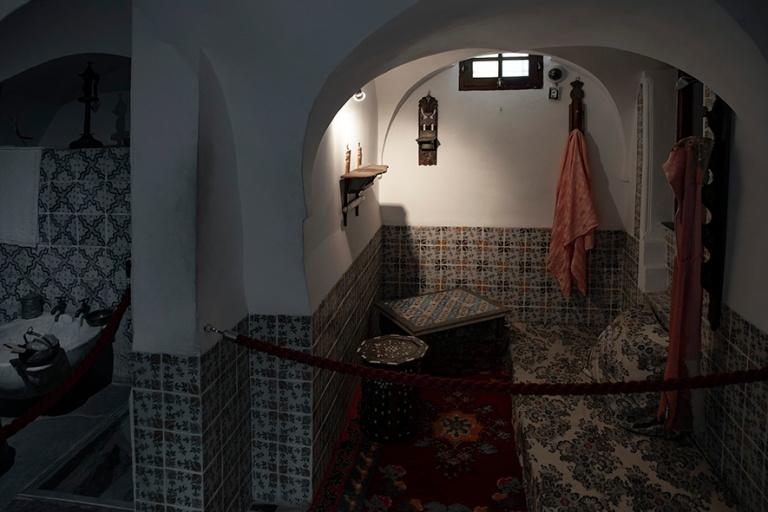 DZ_190312 Algeria_0407 Alger´n Musée national du Bardo Villa d