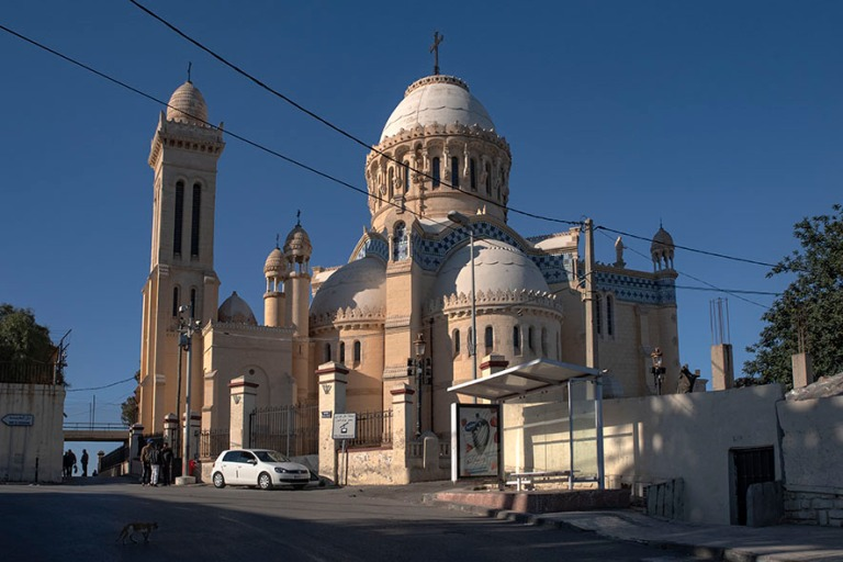 DZ_190312 Algeria_0510 Alger´n Notre Dame d'Afrique
