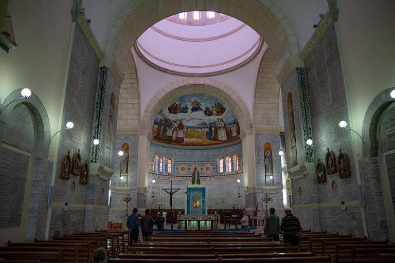 DZ_190312 Algeria_0520 Alger´n Notre Dame d'Afrique