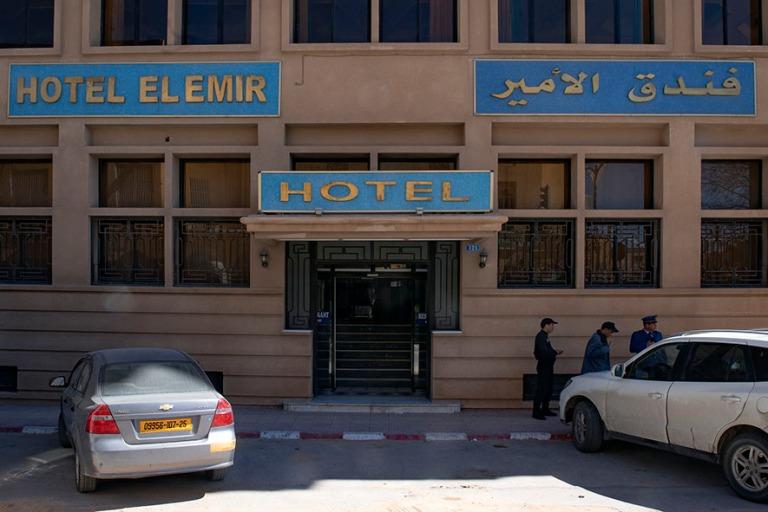 DZ_190315 Algeria_0163 Hotel Elemir Djelfassa