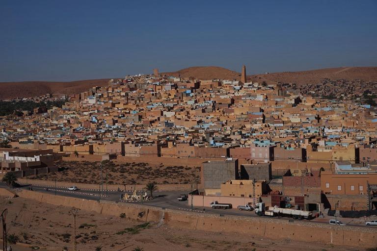 DZ_190316 Algeria_0037 Beni Isguen M'zabin laaksossa Saharassa