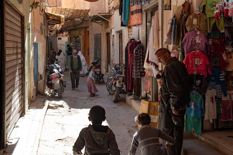 DZ_190316 Algeria_0131 Ghardaïan basaari M'zabin laaksossa Sa