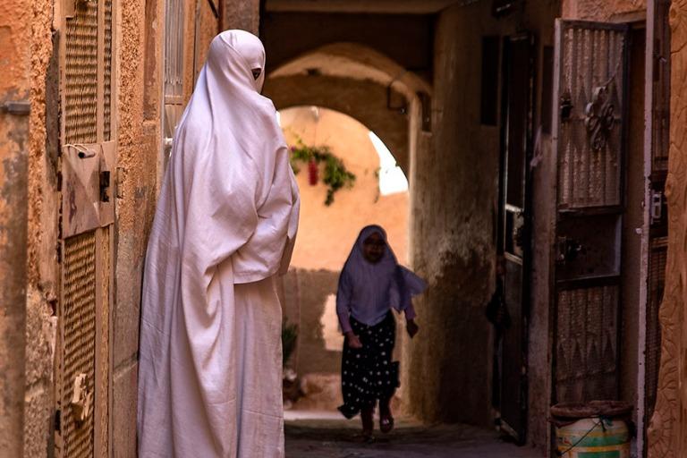 DZ_190316 Algeria_0328 El Atteufin ksaria M'zabin laaksossa Sa