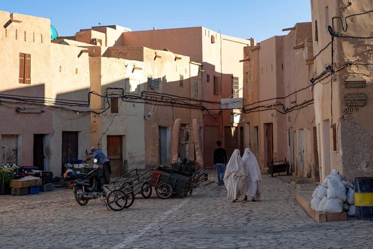 DZ_190316 Algeria_0507 Beni Isguenin Marché a la Crieé M'zab