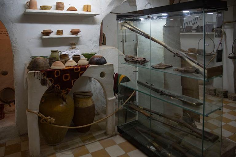 DZ_190316 Algeria_0521 Beni Isguenin museo M'zabin laaksossa S