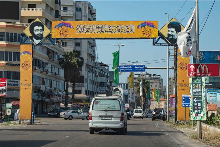 LB_190504 Libanon_0017 Hizbollahin portti Abbasiehissa Etelä-Li