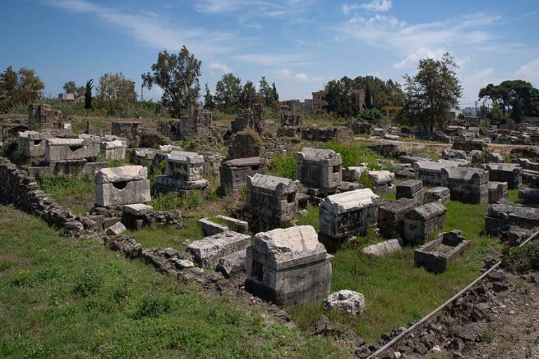LB_190504 Libanon_0180 Tyyroksen Al-Bassin nekropoli