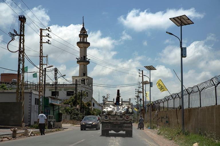 LB_190504 Libanon_0286 Moskeija ja palestiinalaisten pakolaislei