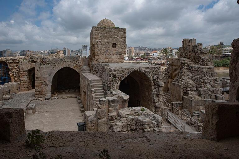 LB_190504 Libanon_0413 Sidonin Merilinnoitus (ristiretkeläislin