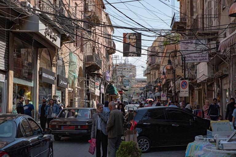 LB_190504 Libanon_0490 Sidonin vanhaa kaupunkia Etelä-Libanonis