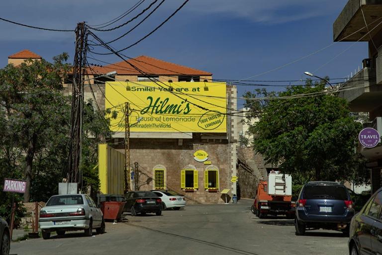 LB_190505 Libanon_0021 Batrounin Hilmi´s House of Lemonade