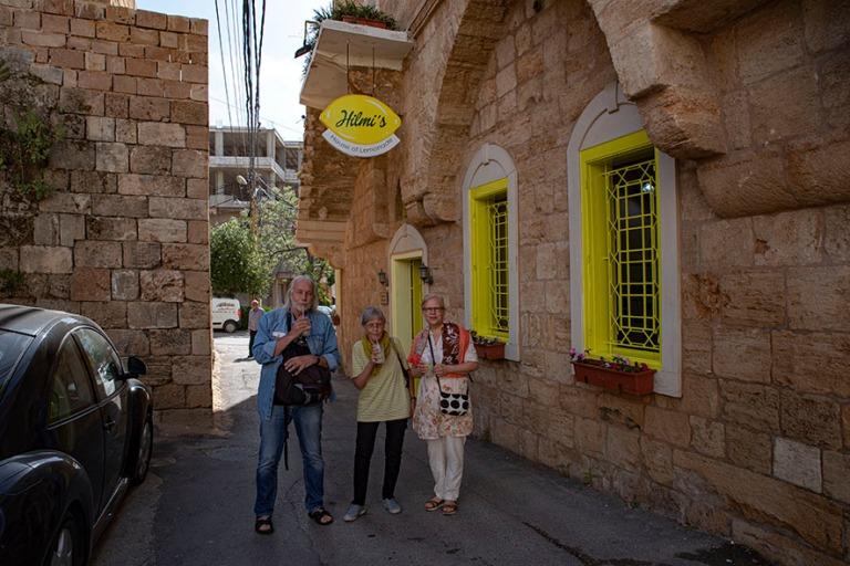 LB_190505 Libanon_0034 Batrounin Hilmi´s House of Lemonade