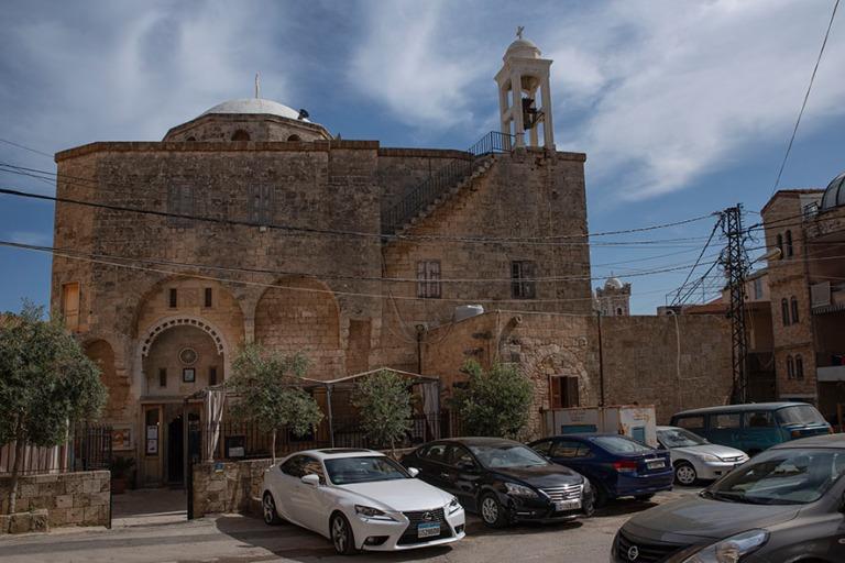 LB_190505 Libanon_0099 Batrounin Pyhän Yrjön ortodoksikirkko P