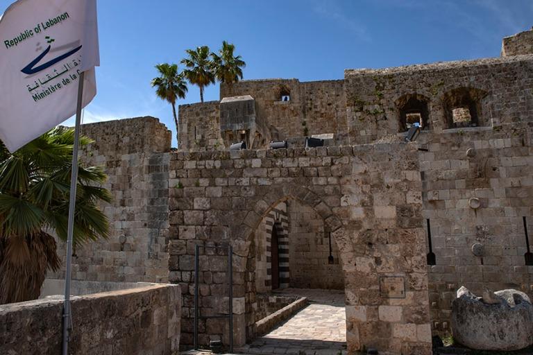 LB_190505 Libanon_0145 Tripolin Saint-Gillesin linna