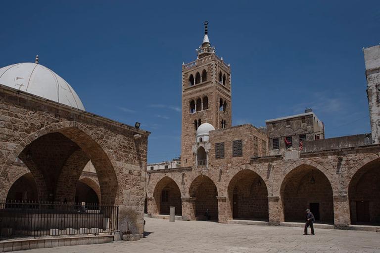 LB_190505 Libanon_0352 Tripolin Suuri moskeija Pohjois-Libanonis