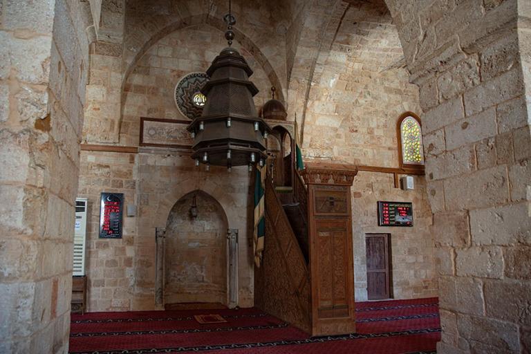 LB_190505 Libanon_0356 Tripolin Suuri moskeija Pohjois-Libanonis