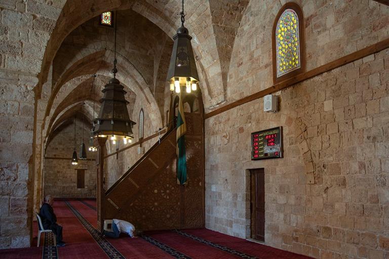 LB_190505 Libanon_0369 Tripolin Suuri moskeija Pohjois-Libanonis