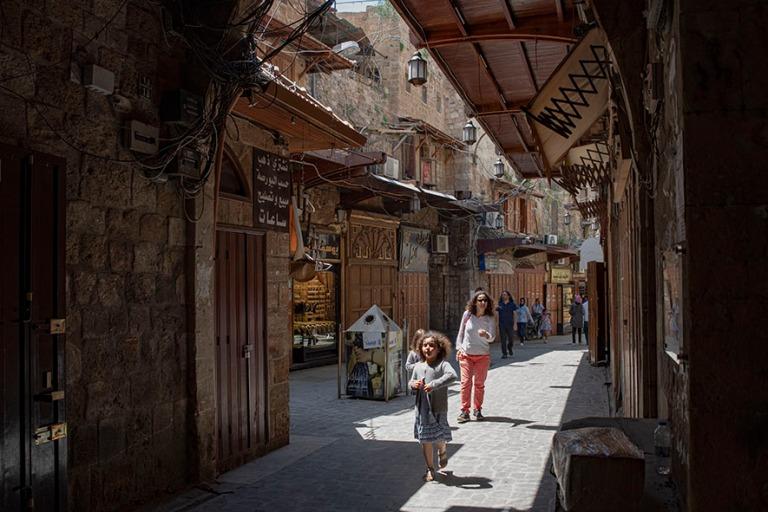 LB_190505 Libanon_0396 Tripolin vanhan kaupungin kultasouk