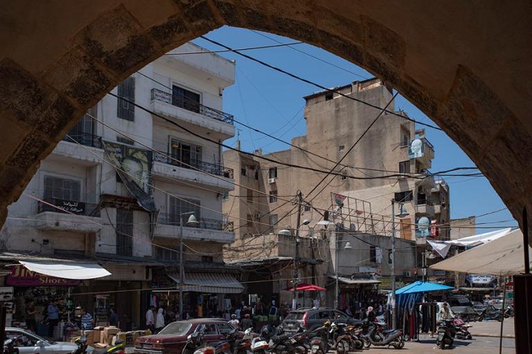 LB_190505 Libanon_0460 Tripolin vanhaa kaupunkia Pohjois-Libanon