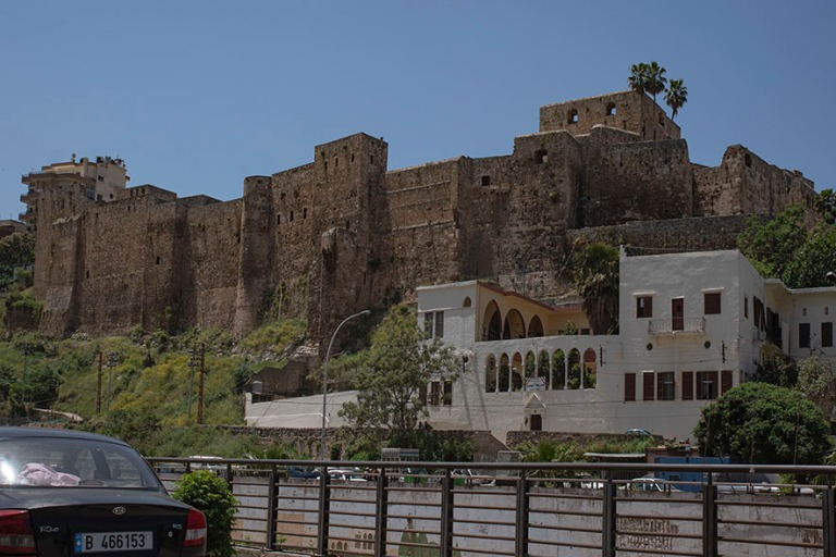 LB_190505 Libanon_0477 Tripolin Saint-Gillesin linna Pohjois-Lib