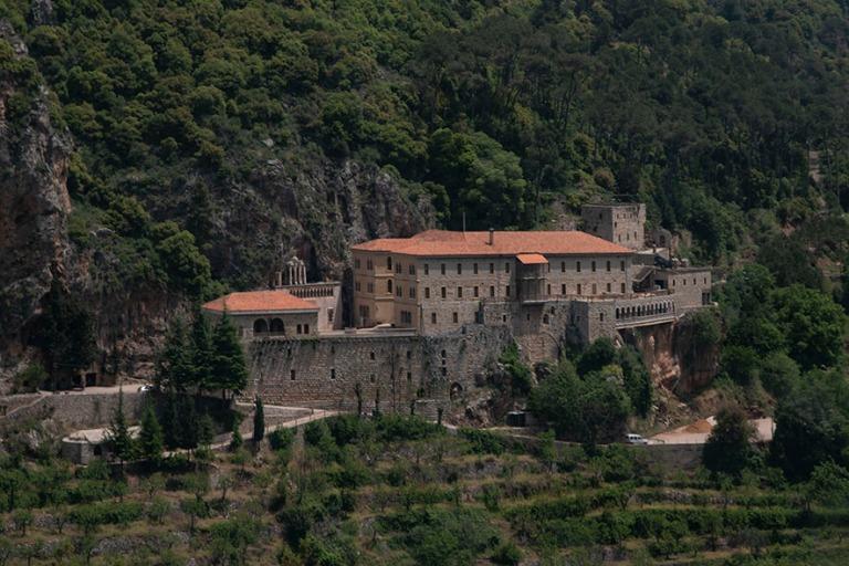 LB_190507 Libanon_0227 Qozhayan Pyhän Antonion luostari Qadisha