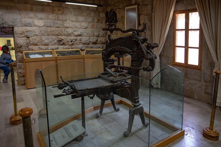 LB_190507 Libanon_0235 Qozhayan Pyhän Antonion luostarin museon